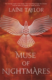 Muse of Nightmares Laini Taylor